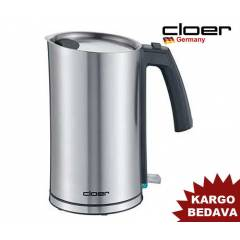 Cloer 4909 �elik Su Is�t�c�s�, Kettle KARGOSUZ