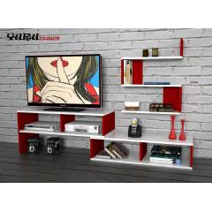 Yurudesign Yeni Model Joffrey Lcd Led Tv �nitesi