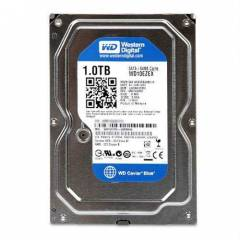 "WD 1TB BLUE 7200RPM 64MB SATA 6Gbit/s 3,5"" HDD"