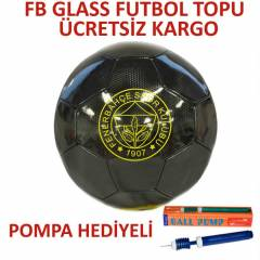 FENERBAH�E GLASS FUTBOL TOPU NO5
