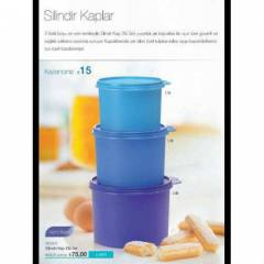 Tupperware Silindir kap 3 l� set