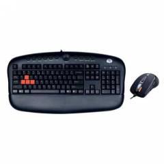A4-Tech KX2810-BK Gamer Q MM Klavye Mouse Set