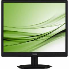 Philips 19 19S4LSB5-62 LED Monit�r 5ms Siyah Kar