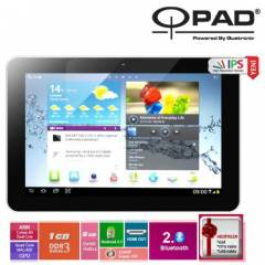 Qpad 1010 10,1 RK3066 DualC 1GB 8GB HDMI BT IPS