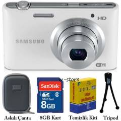 SAMSUNG ST150F 16.2MP HD Wifi Foto�raf Makinas�
