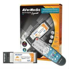 AVERMED�A AVERTV EXPRESS TV KARTI PCMCIA