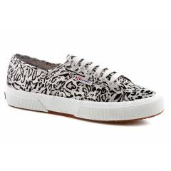 Superga 2750 Paiwanimals A50 LTGREY/BLACK