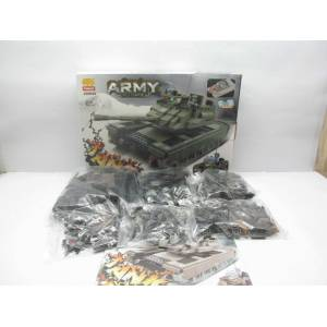 ARMY ALL�ANCE LEGO SET� (STK1518)