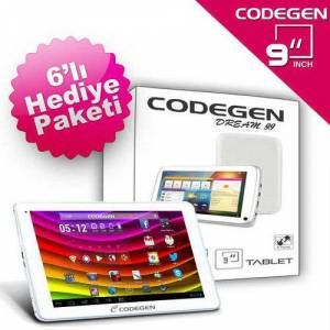 CODEGEN DREAM99 9 TABLET DUAL-CORE ��FT �EK�RD