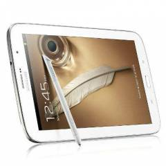 Samsung Galaxy Note N5105 8 Tablet Beyaz 5mp 3G