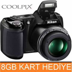 Nikon L320 16MP HD Foto�raf Makinesi Outlet