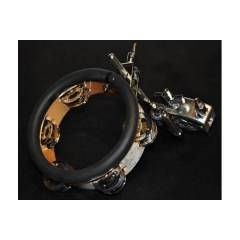 Toca Percussion TD-JHMTP1 Jingle-Hit Tambourine