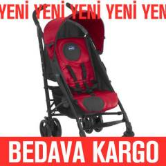 Chicco Lite Way Bebek Arabas� Puseti -RED