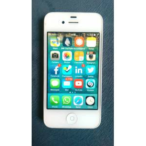 iPhone 4 Beyaz 16 GB