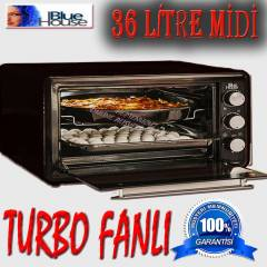 BLUE HOUSE 763 TURBO 36 L�TRE midi f�r�n