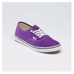Vans �ocuk Ayakkab�s� Authentic Lo Pro Amaranth