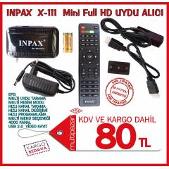 FULL HD M�N� UYDU ALICISI �NPAX X-111 2014 SER��