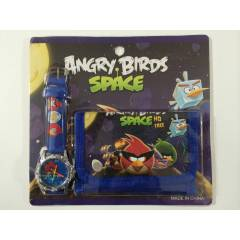 angry birds kol saati c�zdan action figure