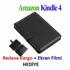 AMAZON KINDLE 4 OR�J�NAL DER� KILIF