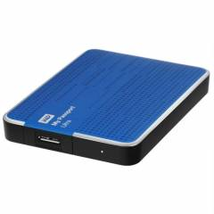 WD My Passport Ultra 2Tb Usb 3.0 Mavi