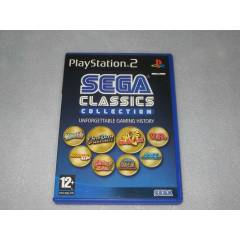 "PlayStation2 Oyun ""SEGA CLASSICS COLLECTION"""