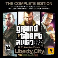 GTA 4 :Complete Edition PC Steam Online Teslimat