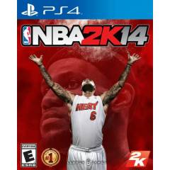PS4 NBA  2K14 PS4 OYUN NBA 2K14 PLAYSTATION 4