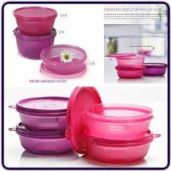 TUPPERWARE MUCiZE �EKER SET 10LU DEV SET