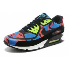 NIKE AIR MAX 90 PREMIUM TAPE BLUE CAMOUFLAGE 46