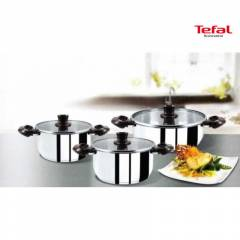 Tefal So'Tasty 6 Pr� Paslanmaz �elik Tencere Set