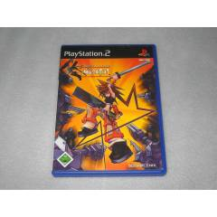 "PlayStation2 Oyun ""SAMURAI LEGEND MUSASHI"""