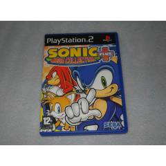"PlayStation2 Oyun ""SONIC + MEGA COLLECTION"""