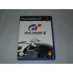 "PlayStation2 Oyun ""GRAN TURISMO 4"""
