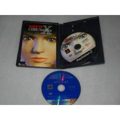 "PlayStation2 Oyun ""RESIDENT EVIL CODE VERONICA"""
