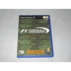 "PlayStation2 Oyun ""FORMULA ONE 2001"""