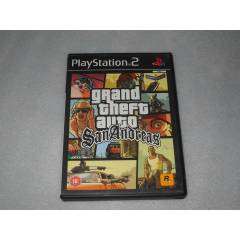 "PlayStation2 Oyun ""GTA - SAN ANDREAS"""