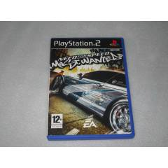 "PlayStation2 Oyun ""NFS MOST WANTED"""