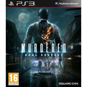 PS3 MURDERED SOUL SUSPECT PS3 OYUN