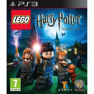 LEGO HARRY POTTER YEARS 1-4 PS3 OYUN BANDROLL�