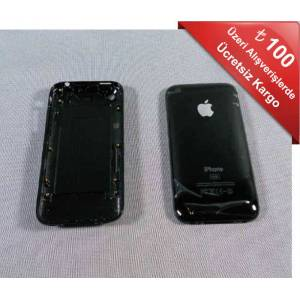 APPLE iPhone 3G 8GB ORJ�NAL ARKA KASA KAPAK S�YA