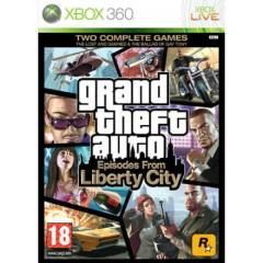 XBOX 360 GTA 4 EPISODES FROM LIBERTY PAL SIFIR