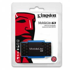 KINGSTON FCR-MLG3-USB 3.0-SDHC USB KART OKUYUCU