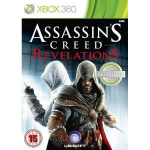 XBOX 360 ASSASSINS CREED REVELATIONS PAL SIFIR
