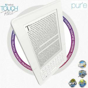Freebook Pure 6 Dual Core CPU 256Mb 4gb Beyaz