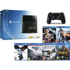 Sony PS4 500 GB + Secti�iniz 1 Adet OYUN+2 KOL