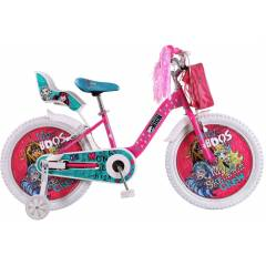 �mit bisiklet �ocuk 2049 Monster High 7+11 ya�