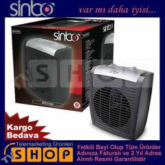 Sinbo SFH 3317 S�cak / So�uk Fanl� Is�t�c�