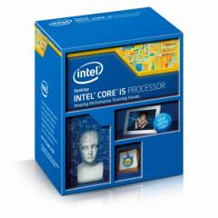 Intel Core i5 4440 3.1 GHz 6MB 1150p HD 4600 VGA