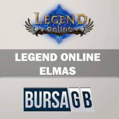 Legend Online Elmas 600 + 60 Diamonds-OasGame