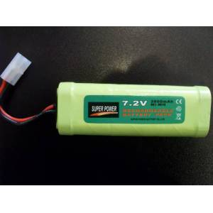 3800 mah ni-mh 7.2V araba pili battery 7.2v